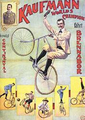 Friedländer Adolph - Kaufmann - Worlds Champion