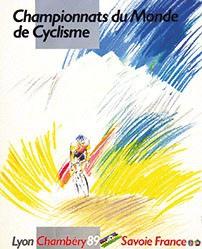 Anonym - Championnats du Monde de Cyclisme