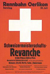 Anonym - Schweizermeisterschafts-Revanche