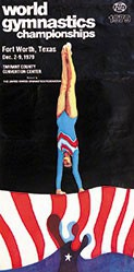 Lee Laurence W. - World Gymnastics Championships