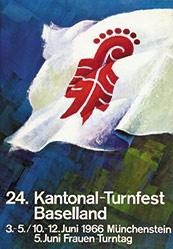 Hunkeler Paul - 24. Kantonal-Turnfest Baselland