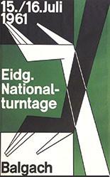 Buob H. - Eidg. Nationalturntage
