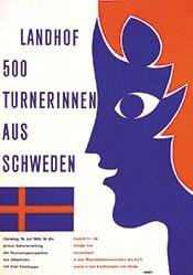 Grieder Walter - 500 Turnerinnen aus Schweden