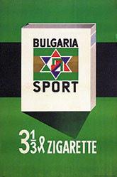 Anonym - Bulgaria Sport Zigarette