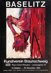 Anonym - Baselitz - Kunstverein Braunschweig