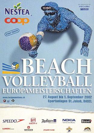 Anonym - Beach Volleyball