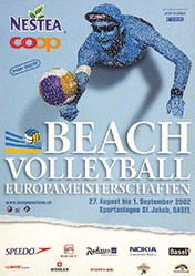Anonym - Beach Volleyball
