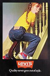 Anonym - Levi's Jeans