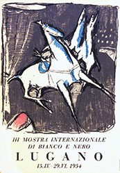 Carigiet Alois - Mostra internazionale di bianco e nero