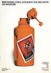 Kirsch Erwin - Briefmarken - Geschichte des Sports