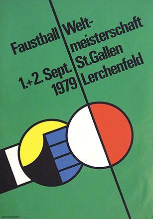 Geisser Robert - Faustball Weltmeisterschaft