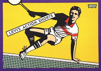 Schwab - Levi's Action Shorts