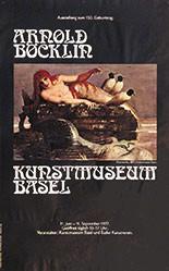 Kissling Jörg - Arnold Böcklin - Kunstmuseum Basel