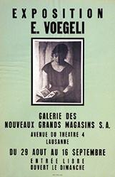 Anonym - Exposition E. Voegeli