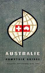 Andrews Gordon - Comptoir Suisse - Australie
