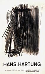 Anonym - Hans Hartung - Galerie im Erker
