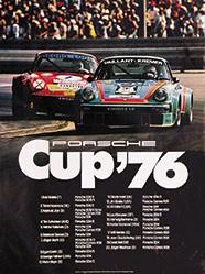 Strenger Werbeagentur - Porsche Cup 76