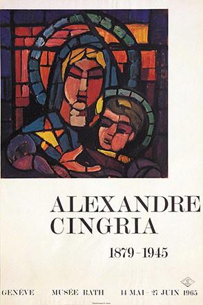 Anonym - Alexandre Cingria