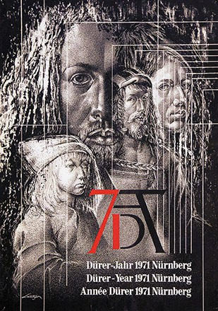 Laatzer - Dürer-Jahr