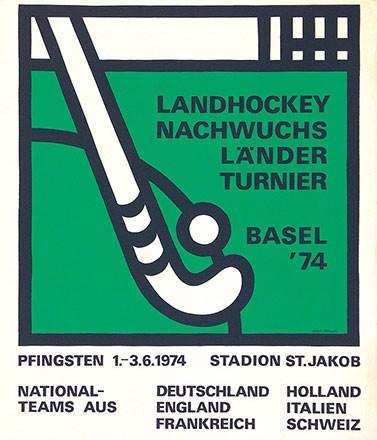 Fässli Kurt - Landhockey Nachwuchs Länderturnier