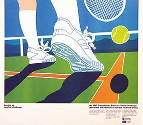 Coonts Bob - Tennis Challenge