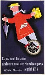 von Andrian Dieter - Exposition des Transports Munich