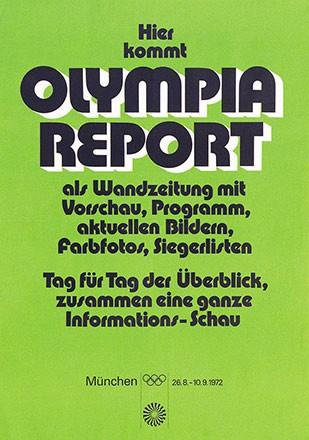 Anonym - Olympia Report