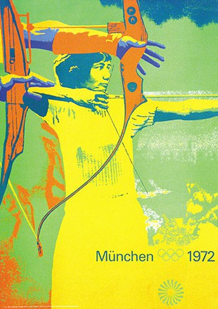 Aicher, Joksch, Wirthner, Nagy - Olympische Spiele München
