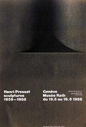 Calame Georges - Henri Presset