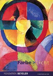 Delaunay Robert - Farbe / Licht
