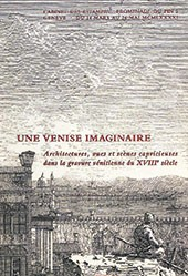 Anonym - Une Venise imaginaire