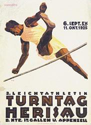 Monogramm W.W. - Leichtathletik Turntag