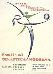 Anonym - Festival ginastica moderna
