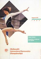 Robie James - Int. Gymnastics Championships