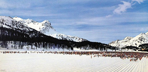 Anonym - Engadiner Skimarathon