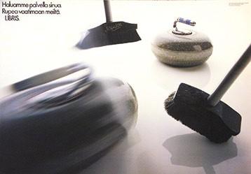 Ojala Esa - Curling