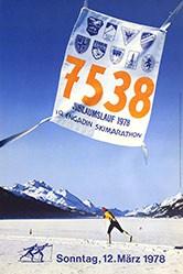 Nater Hans - 10. Engadiner Skimarathon