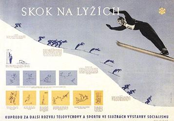 Juna M. / Oplt O. - Skispringen - Skok na Lyzich