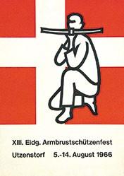 Anonym - Eidg. Armbrustschützenfest