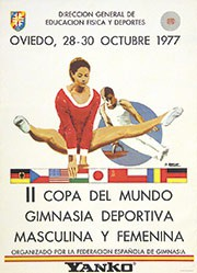 Anonym - Copa del mundo Gimnasia deportiva