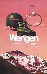 Anonym - Wengen