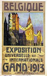 Anonym - Belgique - Exposition Gand