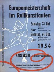 Mair Herbert - Europameisterschaft im Rollkunstlaufen
