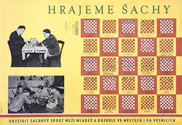 Juna M. - Hrajeme Sachy - Schach