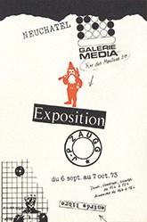 Anonym - Exposition - Galerie Media