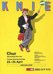 Anonym - Circus Knie Chur