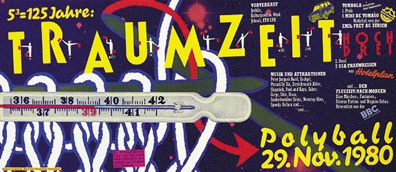 Feurer / Pelloli / Haymoz - Traumzeit - Polyball