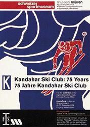 Anonym - 75 Jahre Kandahar Ski Club