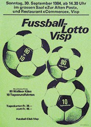 Anonym - Fussball-Lotto Visp