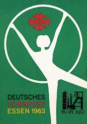 Bademann Holde - Deutsches Turnfest